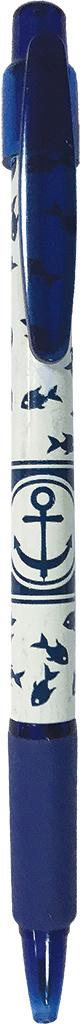 Expert Complete Ручка шариковая автомат с дизайном Lifestyles Якорь цвет чернил синий  #1