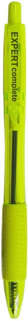 Expert Complete Ручка шариковая автомат Neon Drive green 1 мм цвет чернил синий 014819  #1