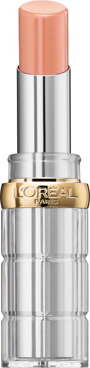 Помада для губ L'Oreal Paris Color Riche Shine, сияющая, защищающая и увлажняющая, оттенок 660, Шелковая #1