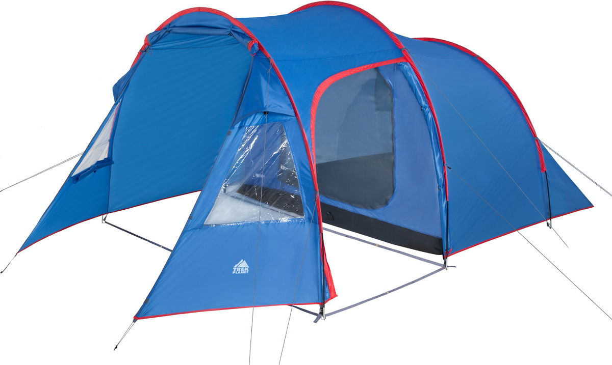 Палатка 4-местная TREK PLANET Trento 4 #1