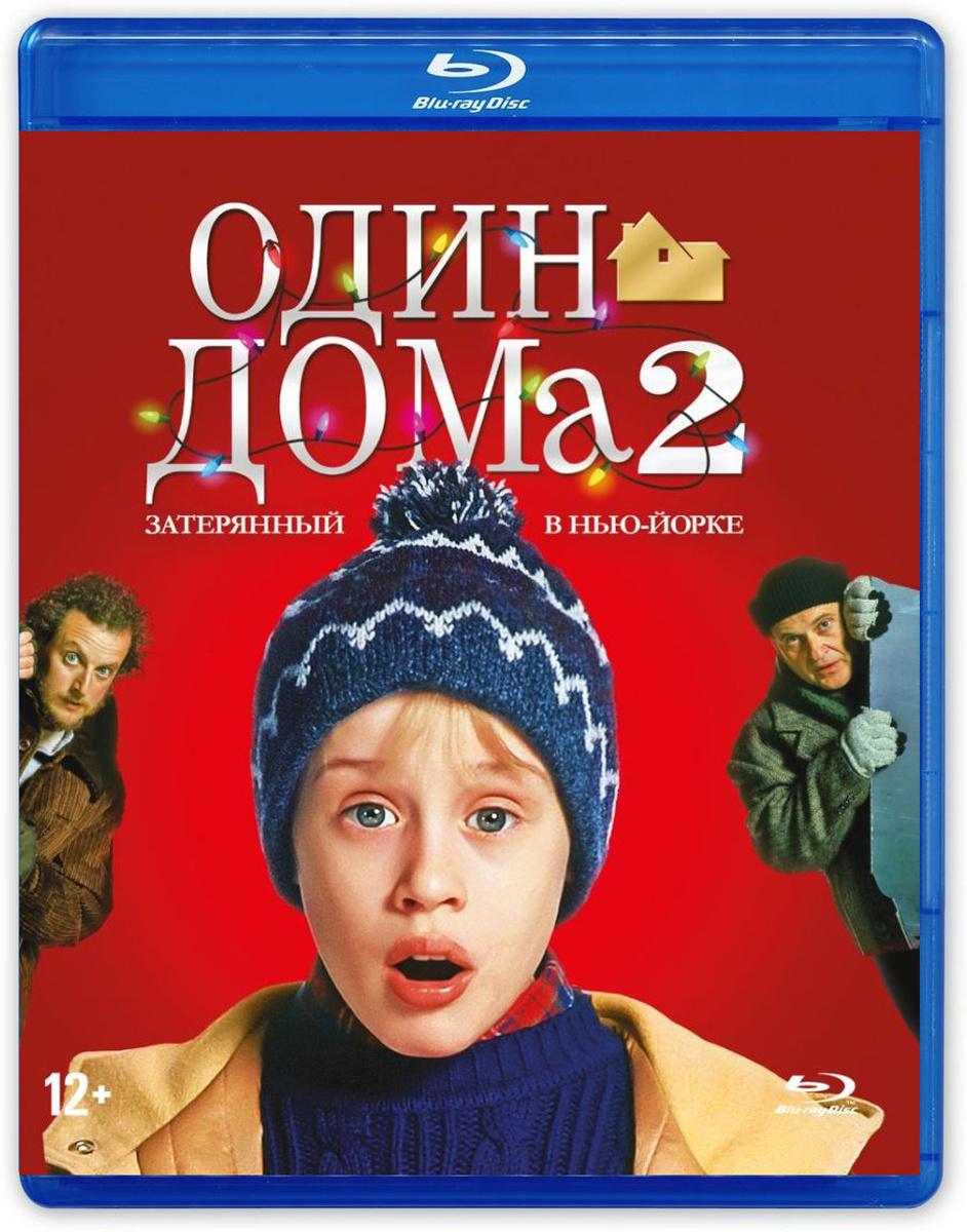 Один дома 2: Затерянный в Нью-Йорке (Blu-ray) #1