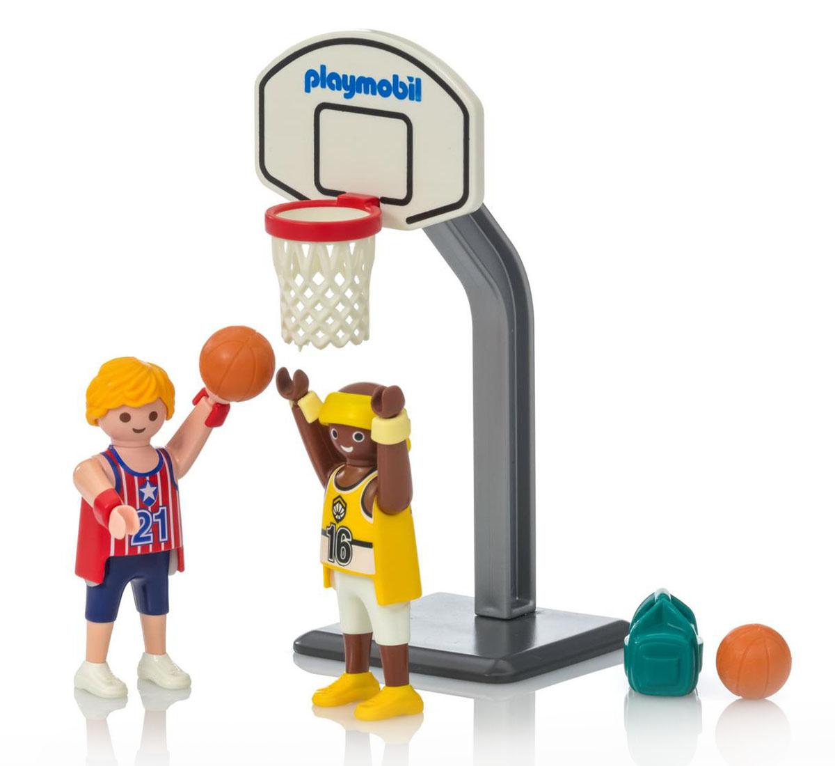 Playmobil Игровой набор Яйцо Баскетбол один на один #1