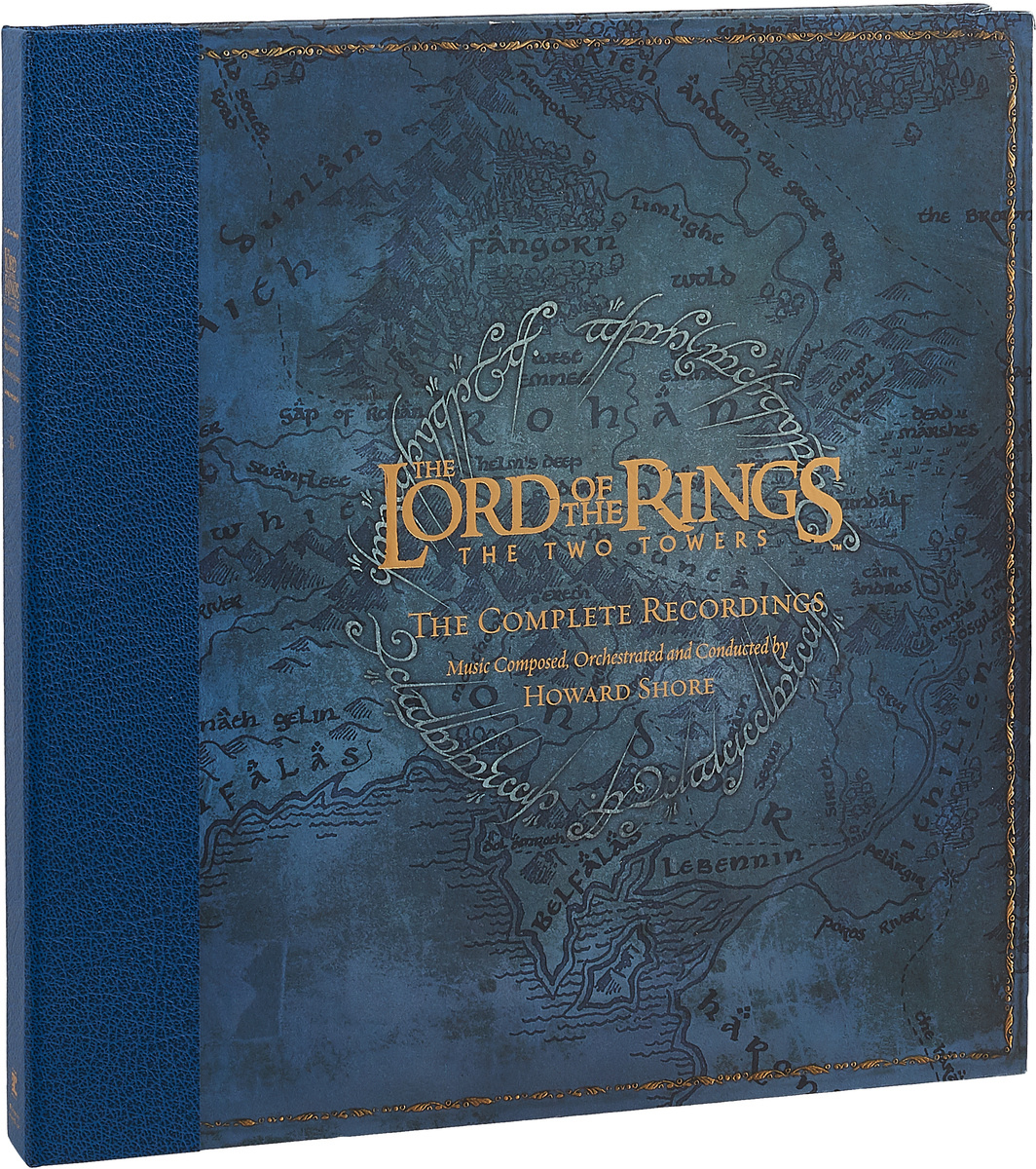Howard Shore - The Lord of the Rings: The Two Towers