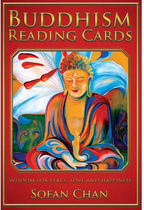 Карты Таро U.S. Games Systems Reading Cards Buddhism #1