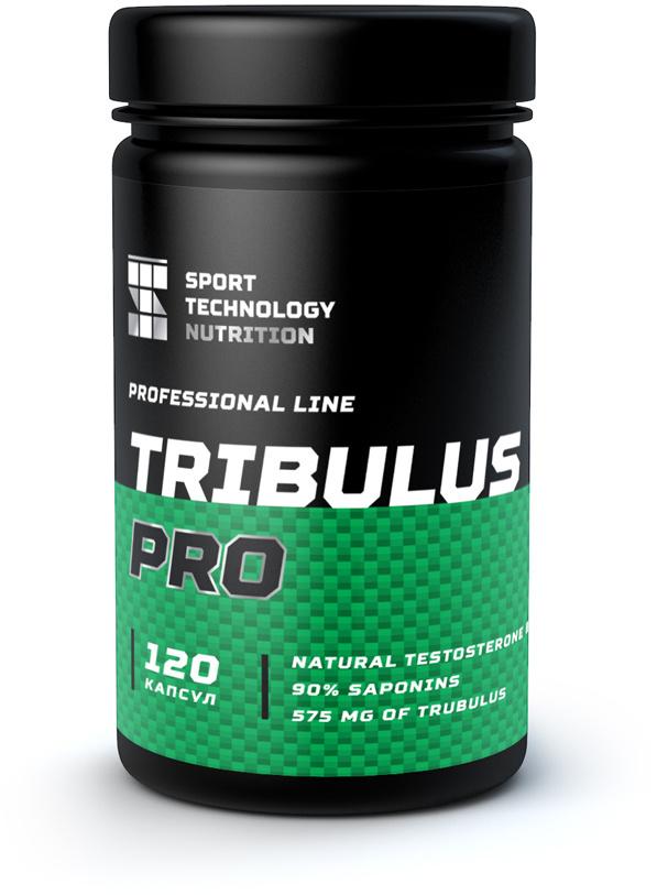 Средства для повышения тестостерона Sport Technology Nutrition Tribulus Pro, 120 капсул  #1