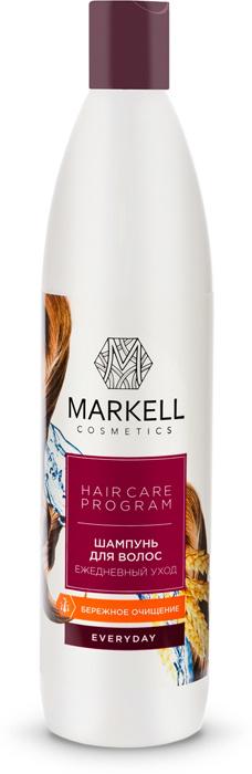 Markell Шампунь для волос MARKELL EVERYDAY ежедневный уход, 500 мл #1