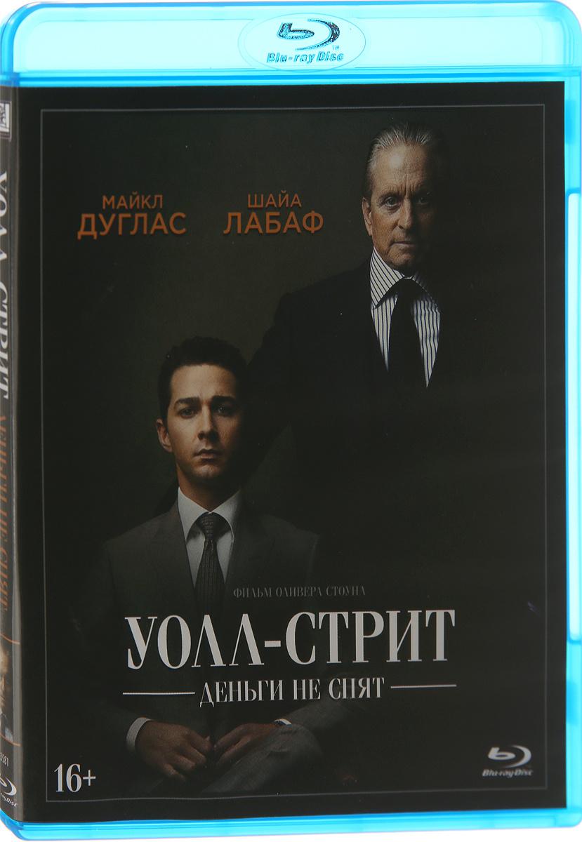 Уолл Стрит: Деньги не спят (Blu-ray) #1