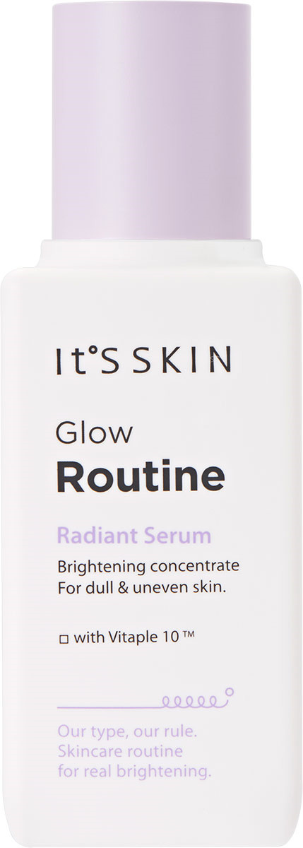 It's Skin Glow Routine Radiant Serum Сыворотка для лица 80 мл #1