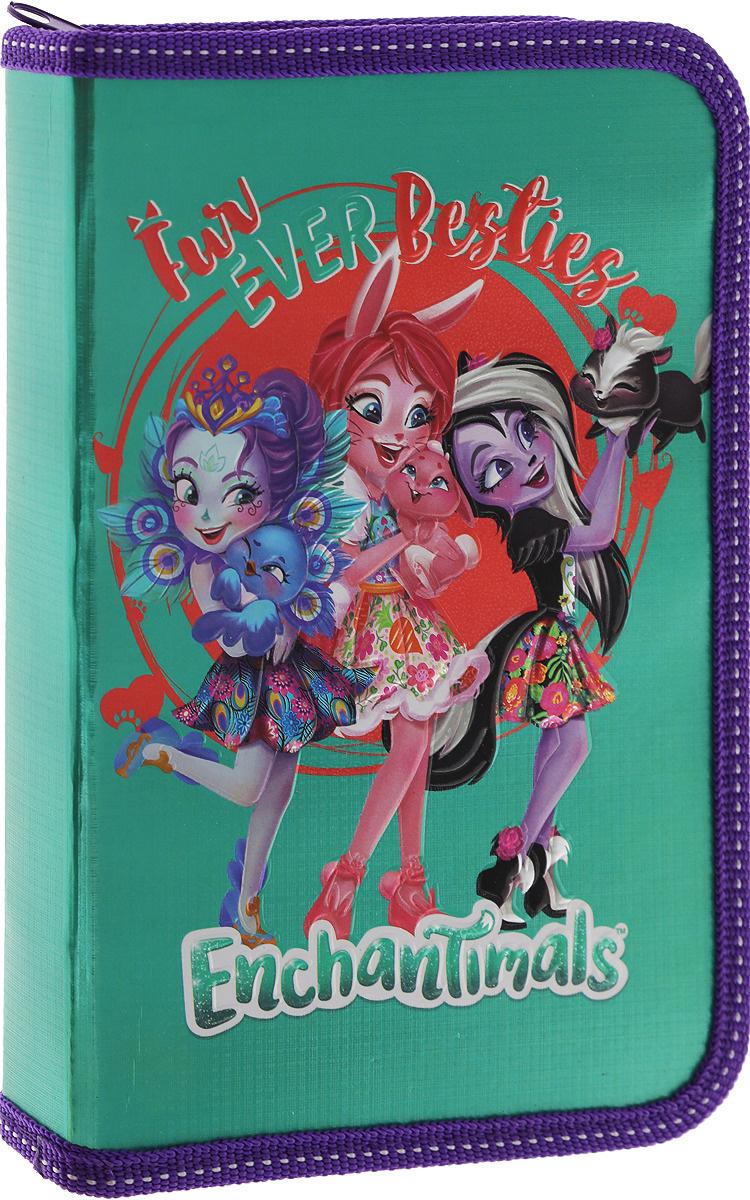 Mattel Пенал Enchantimals широкий #1