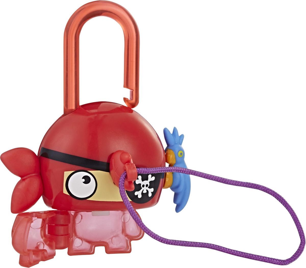 """Игровой набор Lock Stars """"Замочки с секретом. Красный пират"""" #1"""