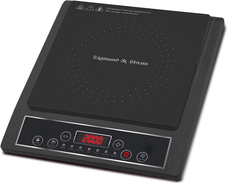 Индукционная Настольная плита Zigmund & Shtain ZIP-553, черный #1