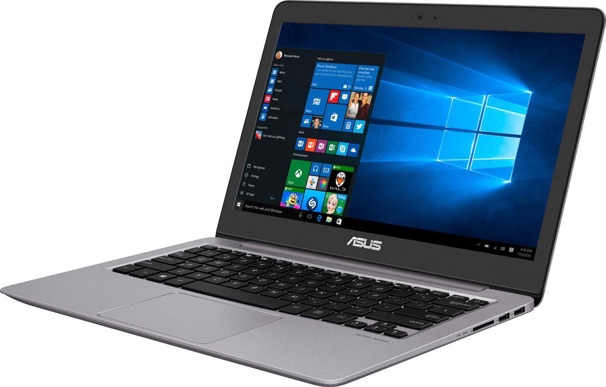 """13.3"""" Ноутбук ASUS ZenBook U310UA-FC598T (90NB0CJ1-M17870), серый #1"""