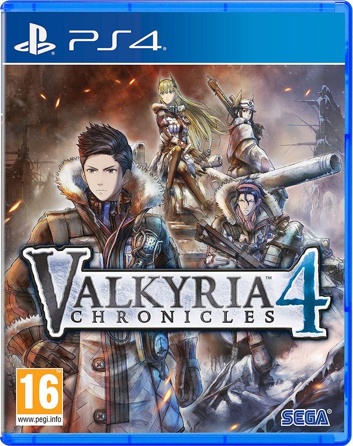 Игра Valkyria Chronicles 4 для PS4 #1