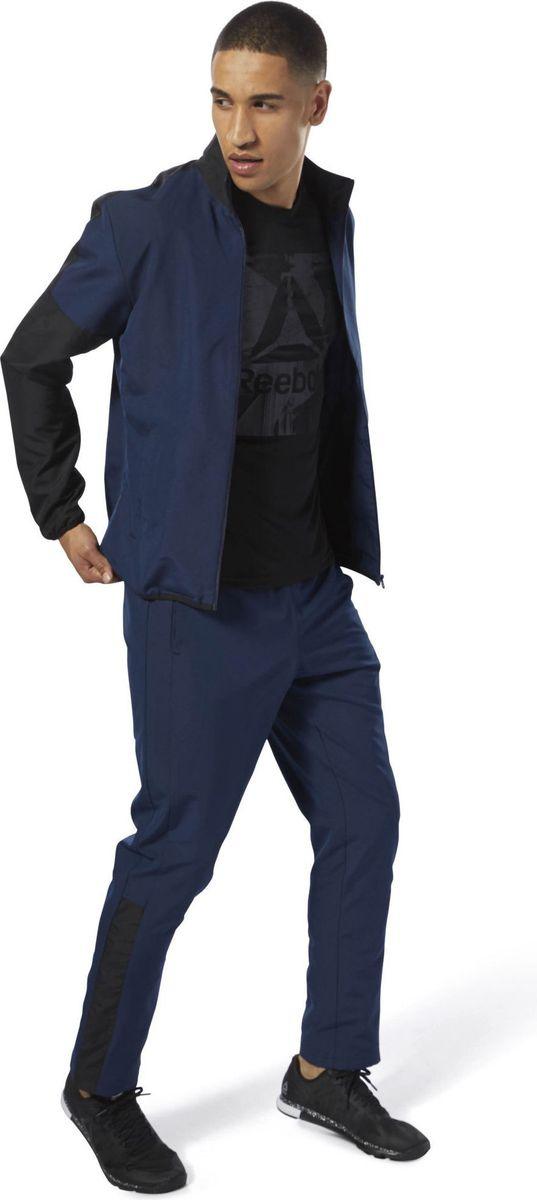 ca6b7ca17 Спортивный костюм Reebok — купить в интернет-магазине OZON с быстрой  доставкой