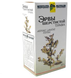 ПОЛ-ПАЛА (эрва шерстистая) трава пачка 50г #1