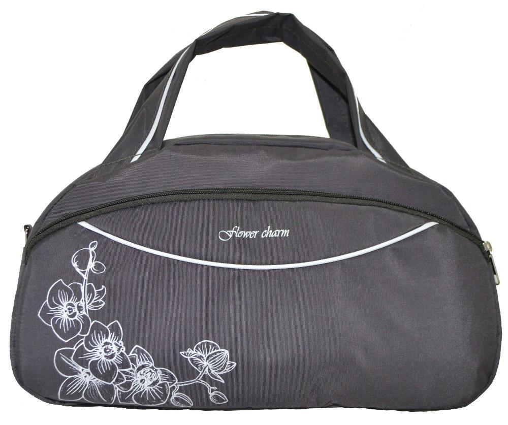 bfc837f5 Сумка для фитнеса Union, цвет: серый. 230/серый — купить в  интернет-магазине OZON с быстрой доставкой