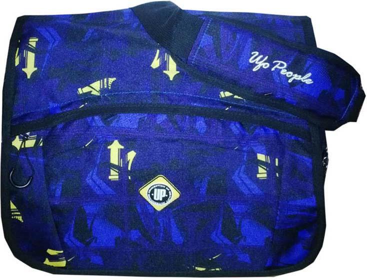 Школьная сумка-почта UFO PEOPLE/ 35*30*12 см #1