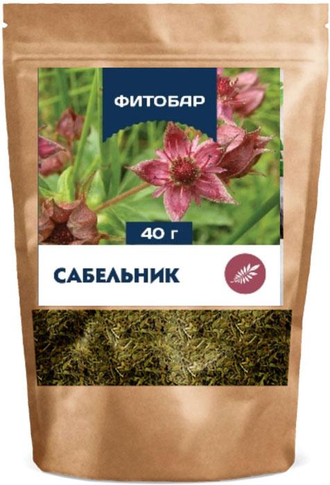 """Чайный напиток Фитобар """"№12 - Сабельник"""", 40 г #1"""