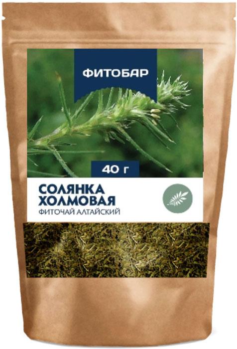 Фиточай Алтайский №19 Фитобар Чайный напиток, 40 г #1