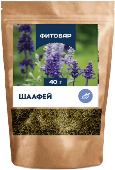 Шалфей - №25 Фитобар Чайный напиток, 40 г #1