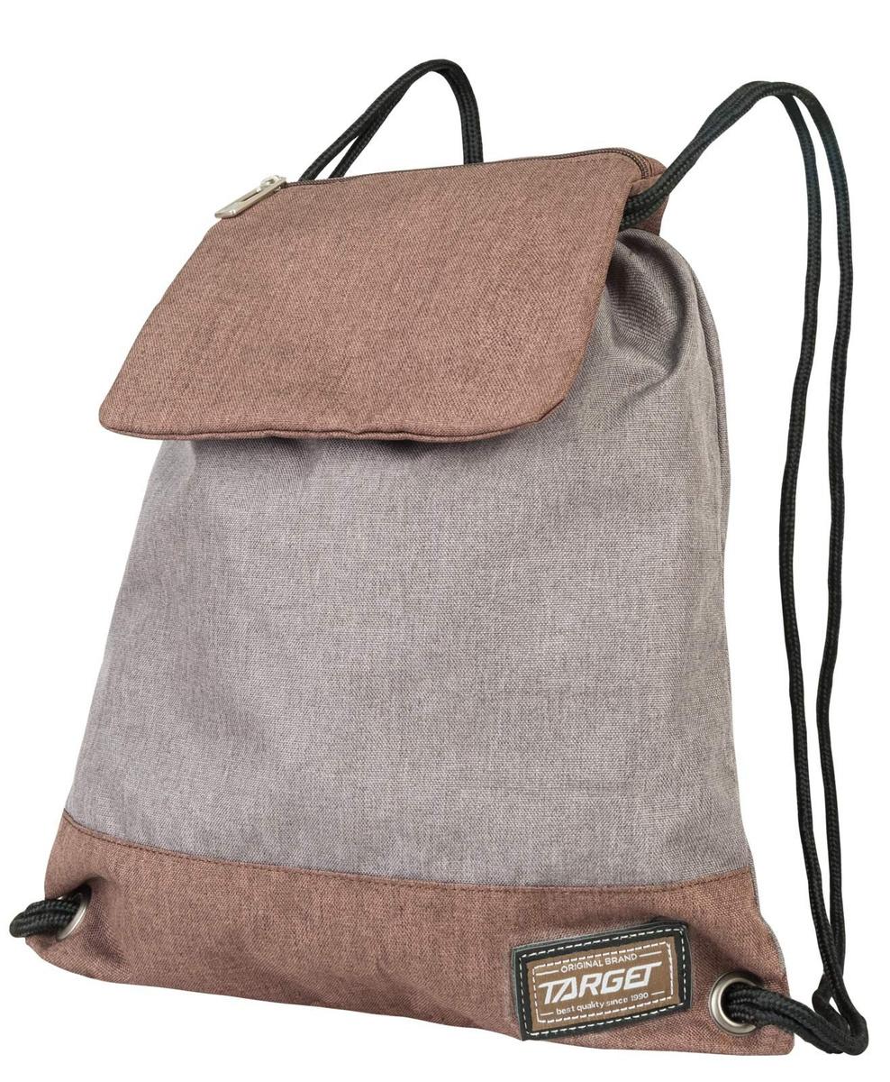 1fb53efaf962 Сумка-рюкзак Target Campus elephant, цвет: коричневый. 21953 — купить в  интернет-магазине OZON.ru с быстрой доставкой