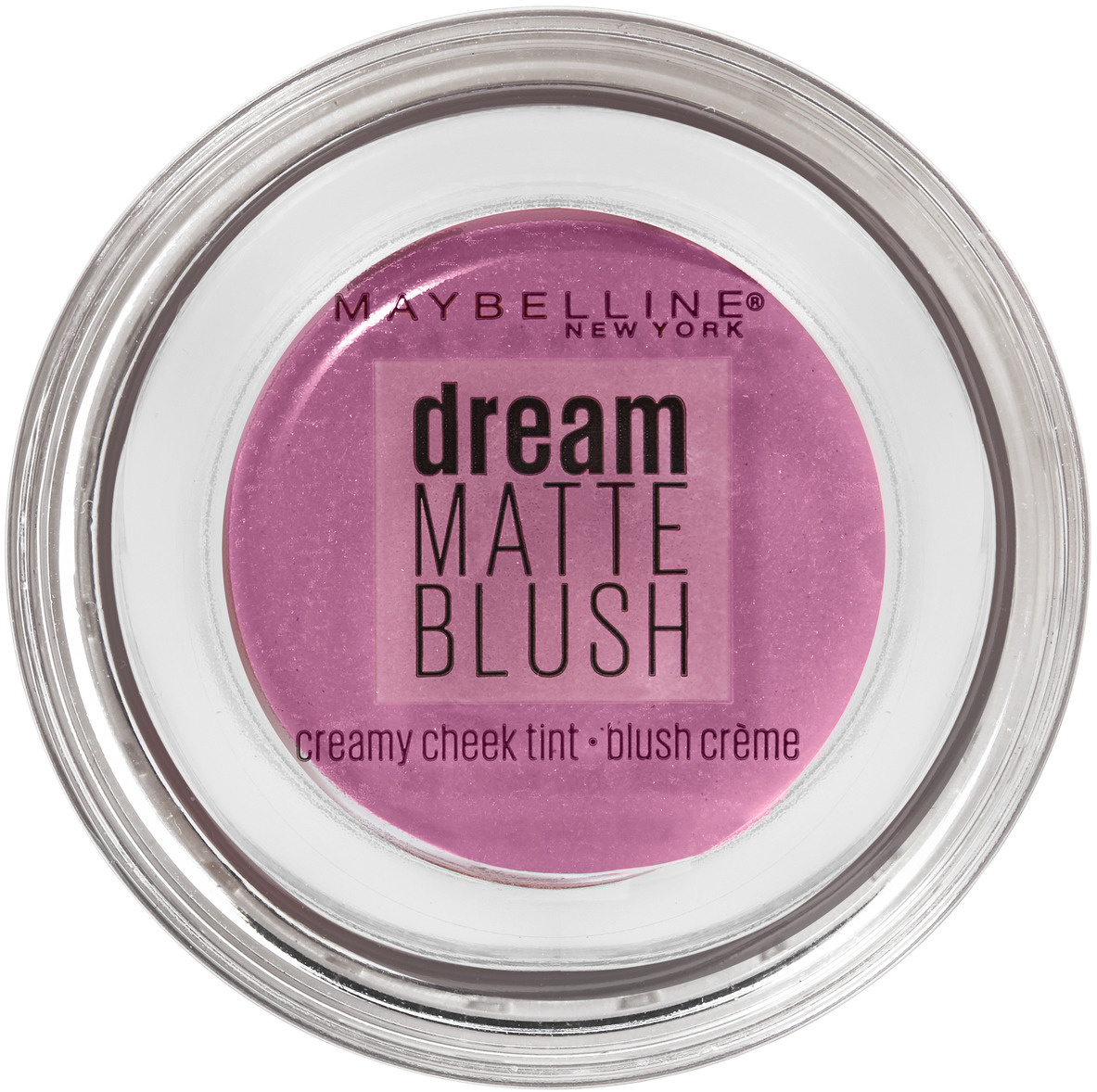 Румяна Maybelline New York Face Studio Dream Matte Blush, оттенок 40, розовато-лиловый  #1