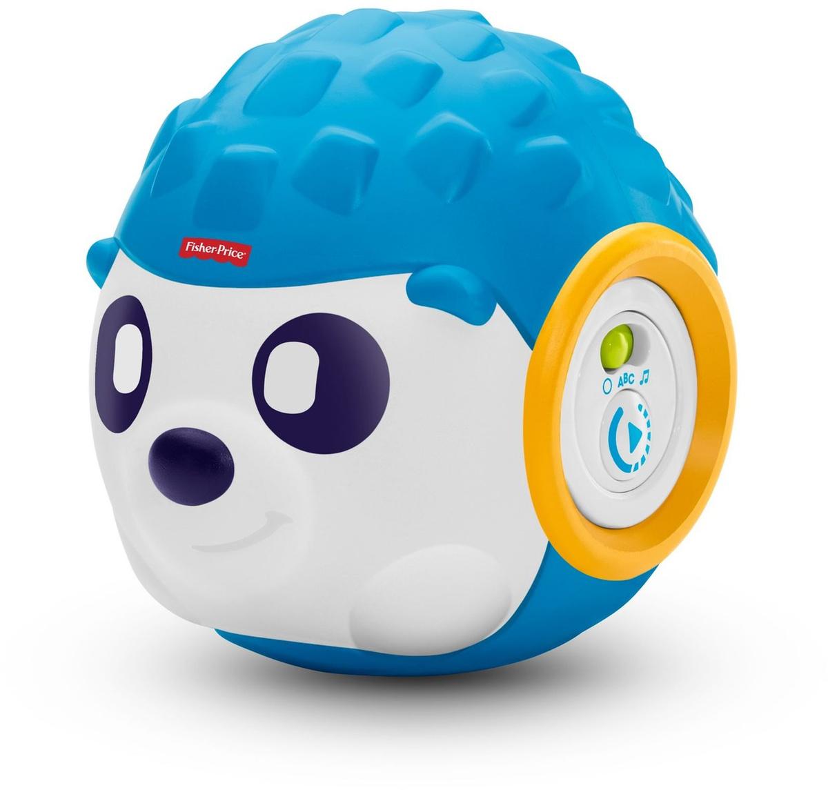 Fisher-Price Развивающая игрушка Ежик Подбрось и поймай #1
