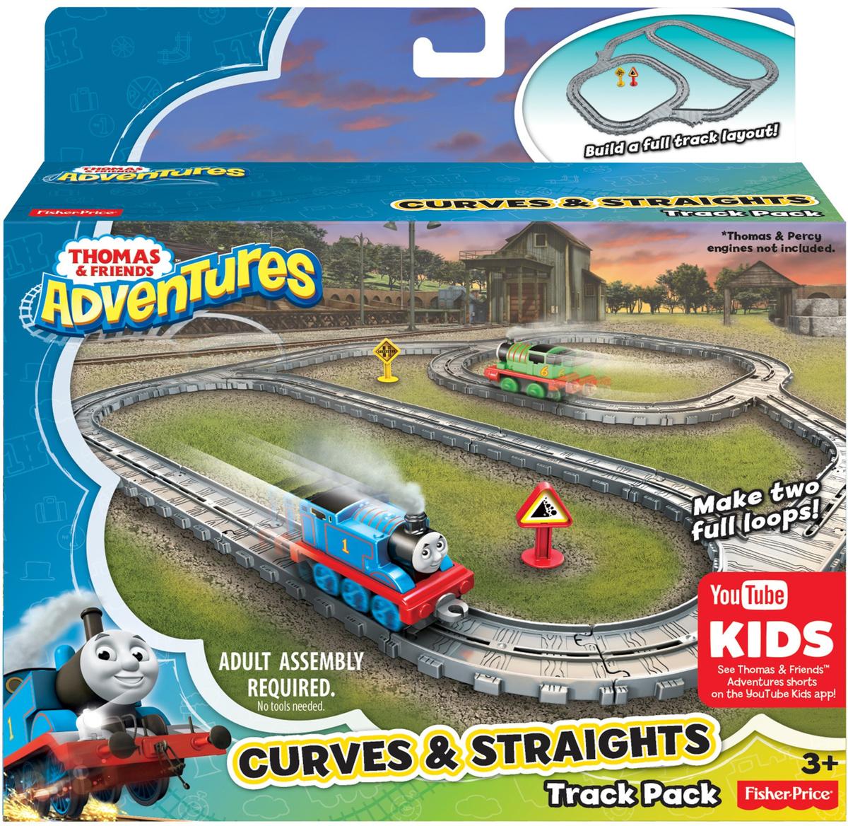 Thomas & Friends Железная дорога Томас и его друзья Классические игровые наборы  #1