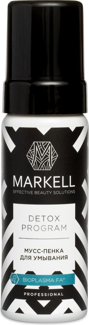 Markell Мусс-пенка для умывания Detox, 150 мл #1