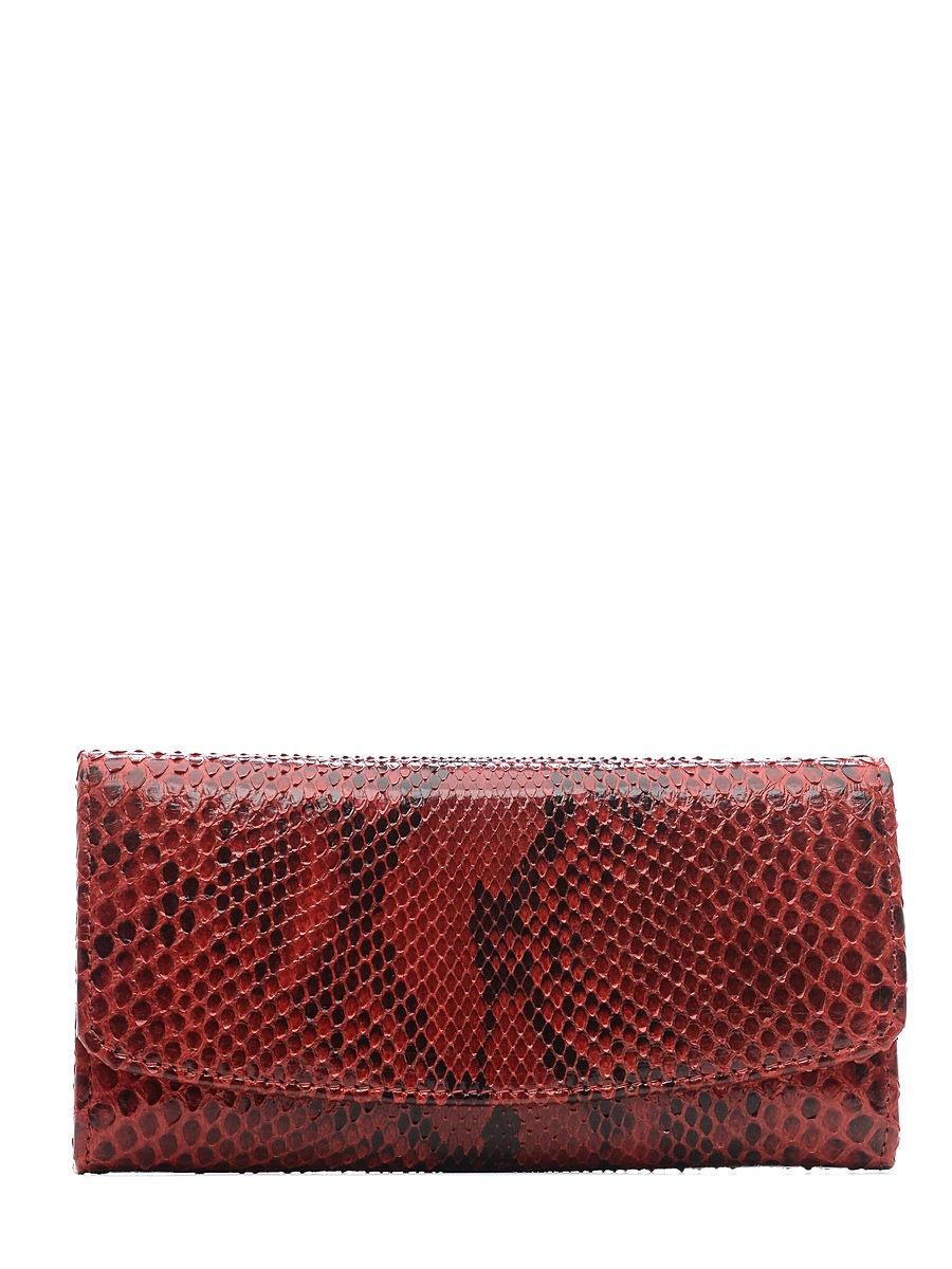 50fe8bebc529 Портмоне ExoticLux женский красный, 5335040, красный — купить в  интернет-магазине OZON.ru с быстрой доставкой
