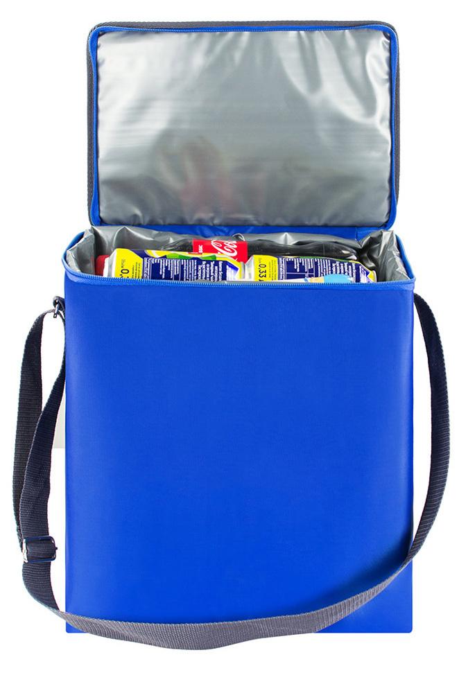 """Сумка-холодильник """"EASY"""", цвет: синий, 18 л #1"""