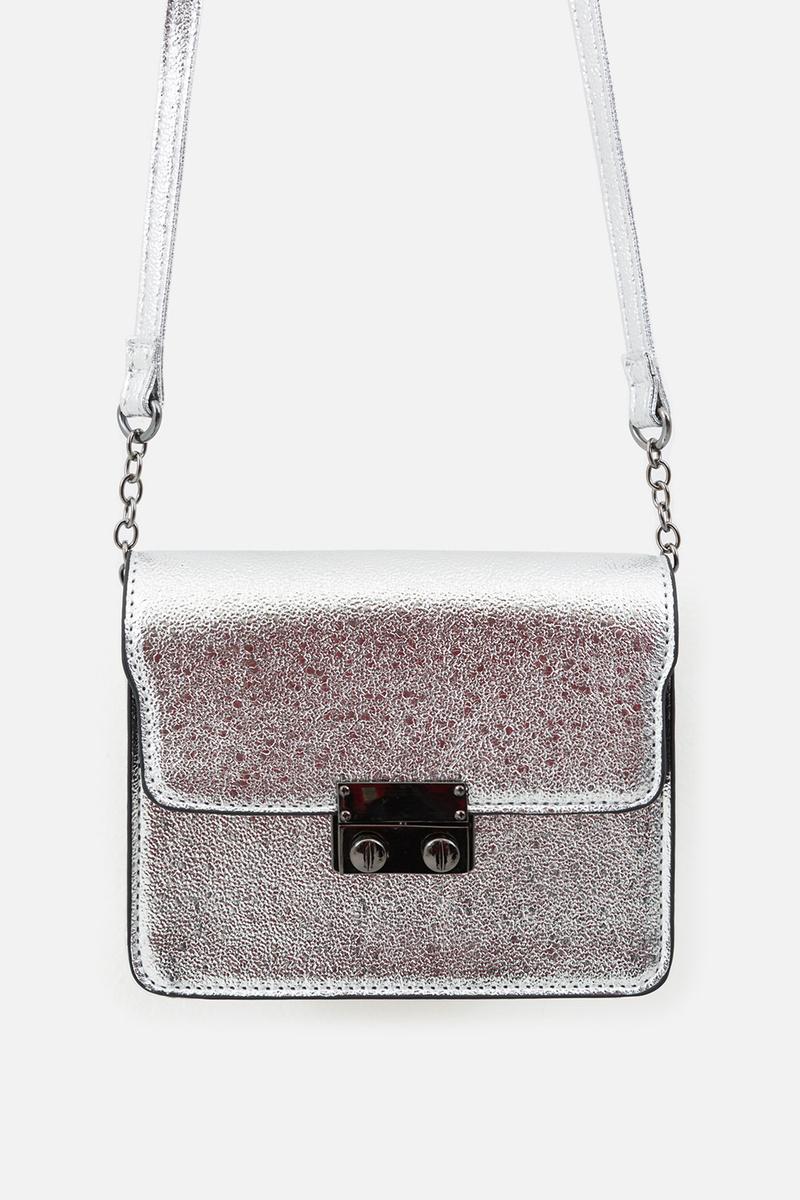5e94ce35112b Сумка женская Concept Club Kind LE, 10206100119, серебряный — купить в  интернет-магазине OZON.ru с быстрой доставкой