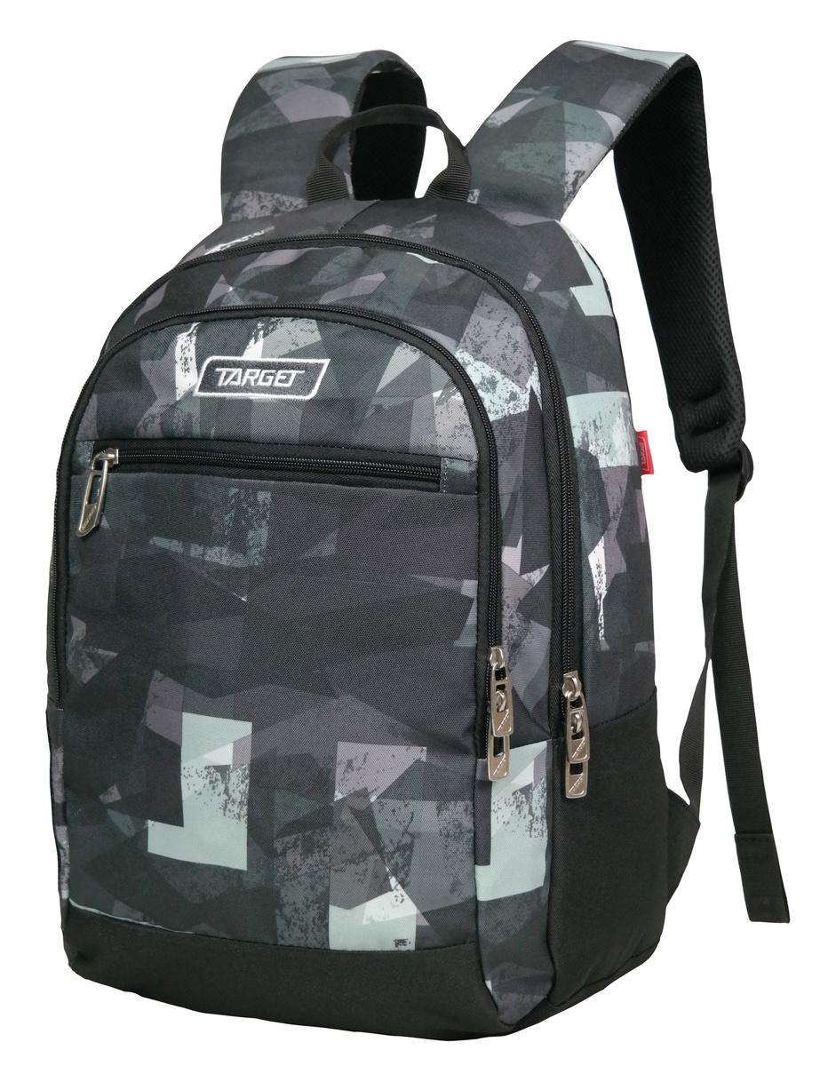 3163410c04e1 Рюкзак Target Chili Confused 21904, черный — купить в интернет-магазине  OZON.ru с быстрой доставкой