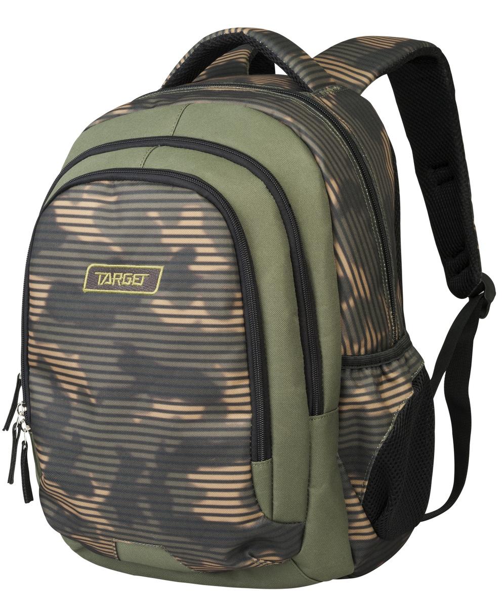 52e9e92ce538 Рюкзак Target Mimetic 21908, зеленый — купить в интернет-магазине OZON.ru с  быстрой доставкой