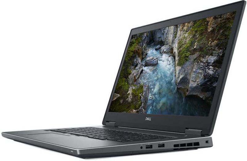 """17.3"""" Ноутбук Dell Precision 7730 (7730-6986), черный #1"""