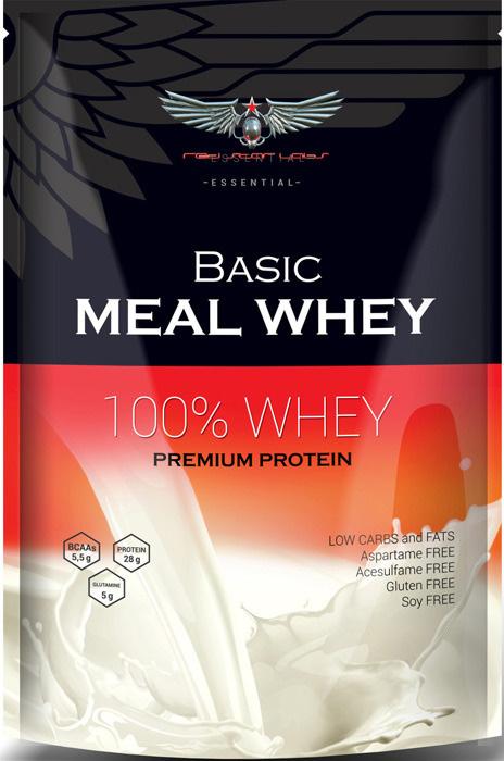 Протеин сывороточный Red Star Labs Basic Meal Whey, банан, 2 кг #1