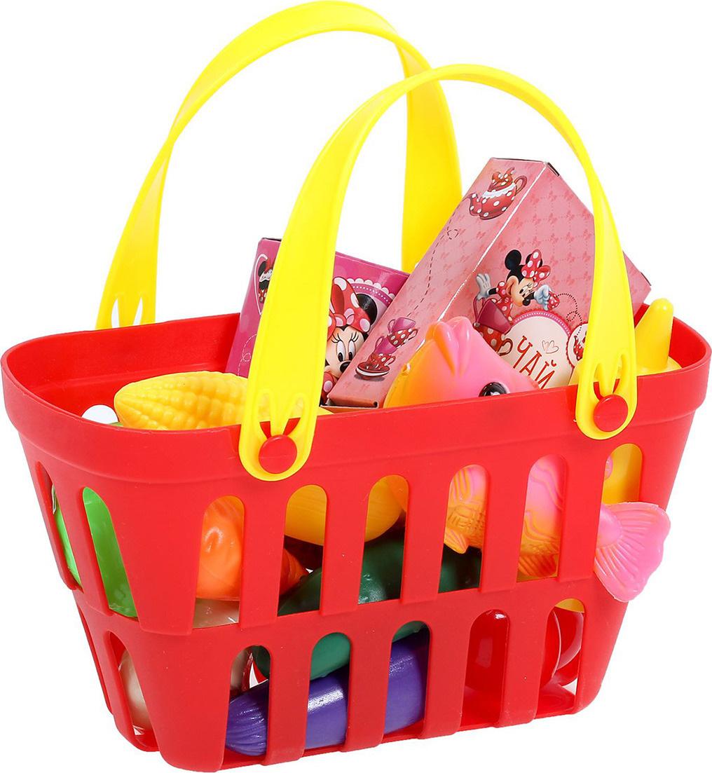 """Игровой набор Disney """"Минни. Корзина с продуктами"""", 1307859 #1"""