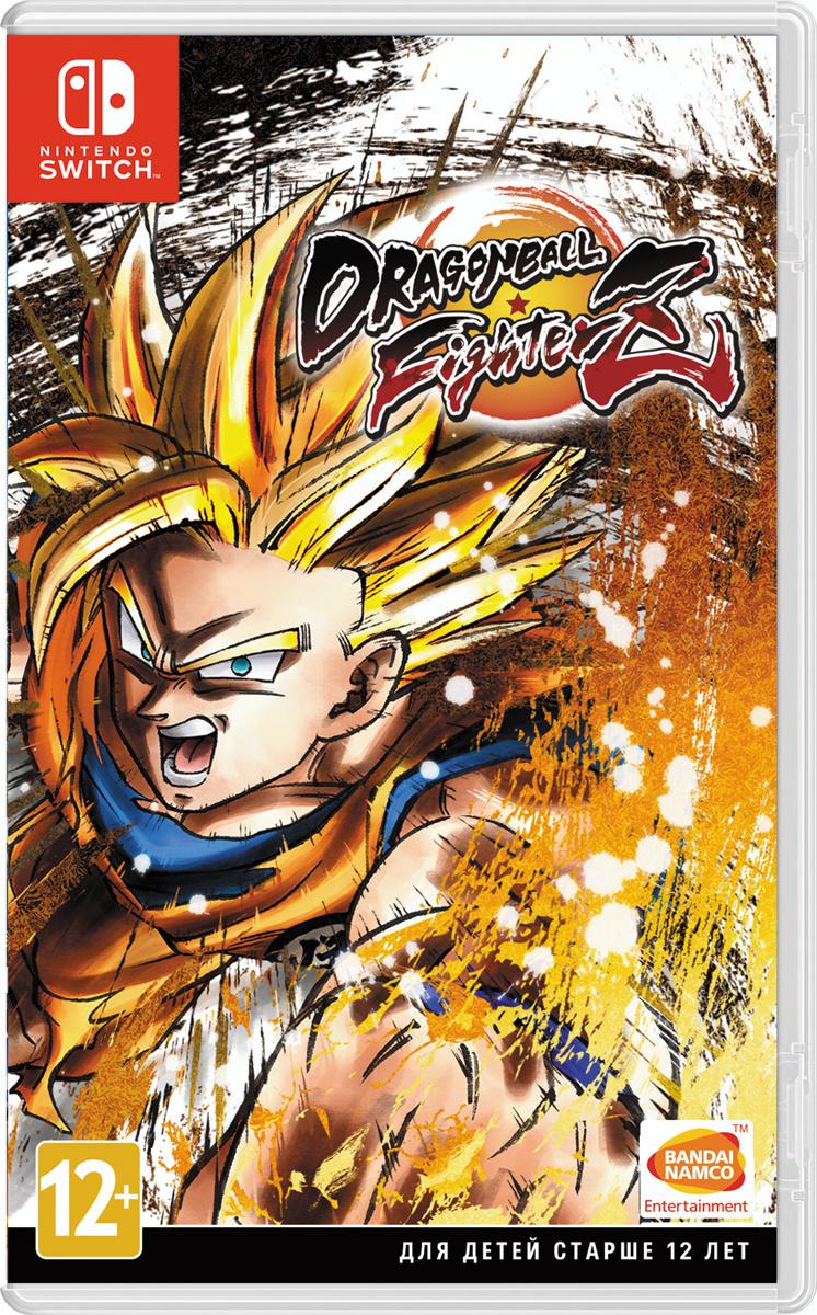 Игра Dragon Ball FighterZ (Nintendo Switch, Русская версия) #1