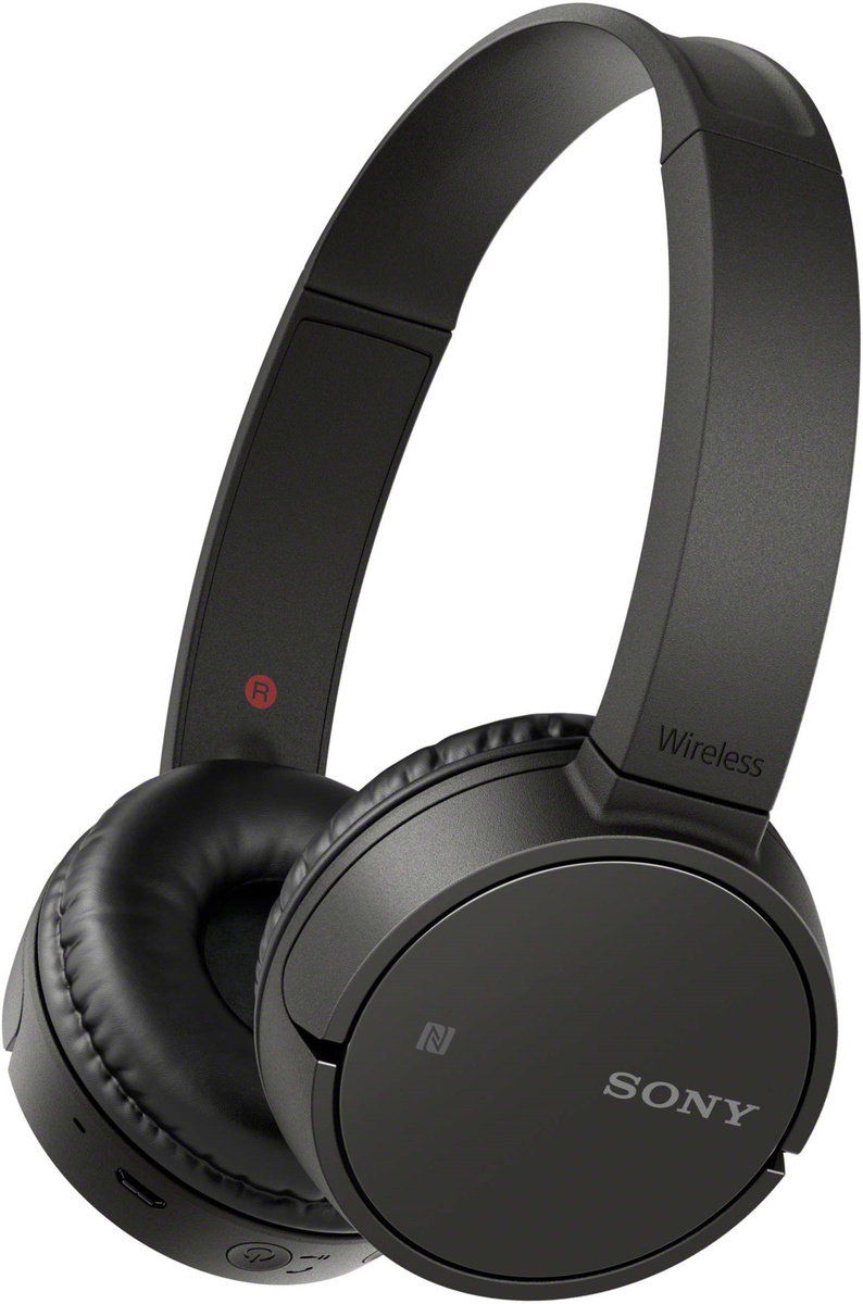 Беспроводные наушники Sony WH-CH500, черный #1