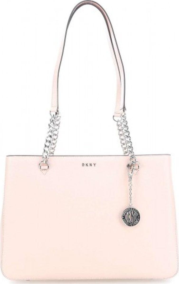 9faf76374c07 Сумка женская DKNY, R74A3008/QTZ, светло-розовый — купить в интернет- магазине OZON.ru с быстрой доставкой