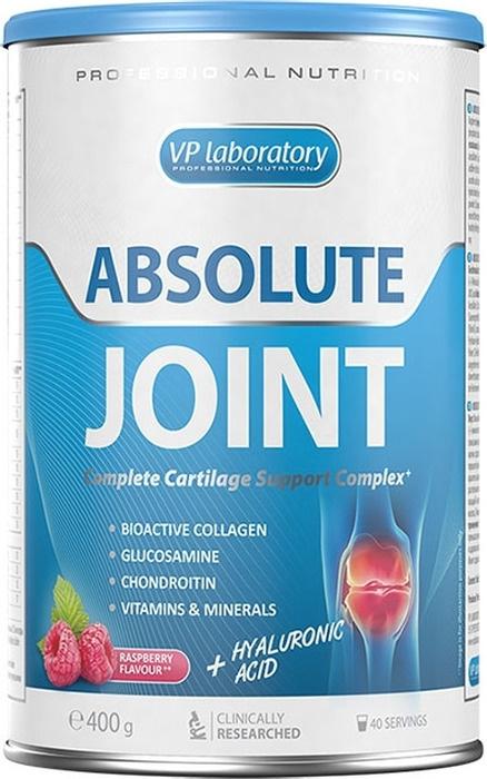 """Препарат для суставов и связок VP Laboratory """"Absolute Joint"""", малина, 400 г  #1"""