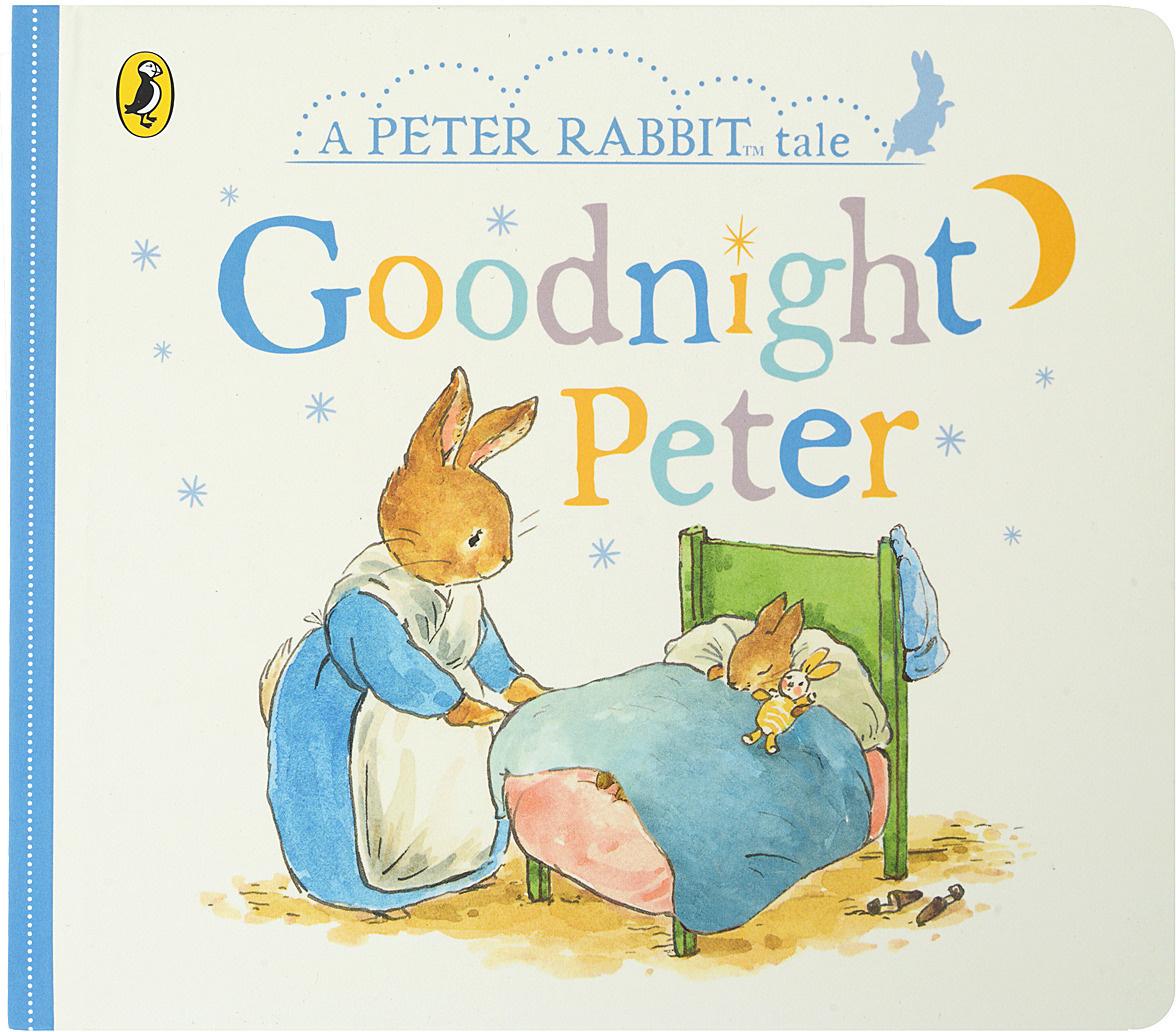 Peter Rabbit Tales — Goodnight Peter   Petter Beatrix #1
