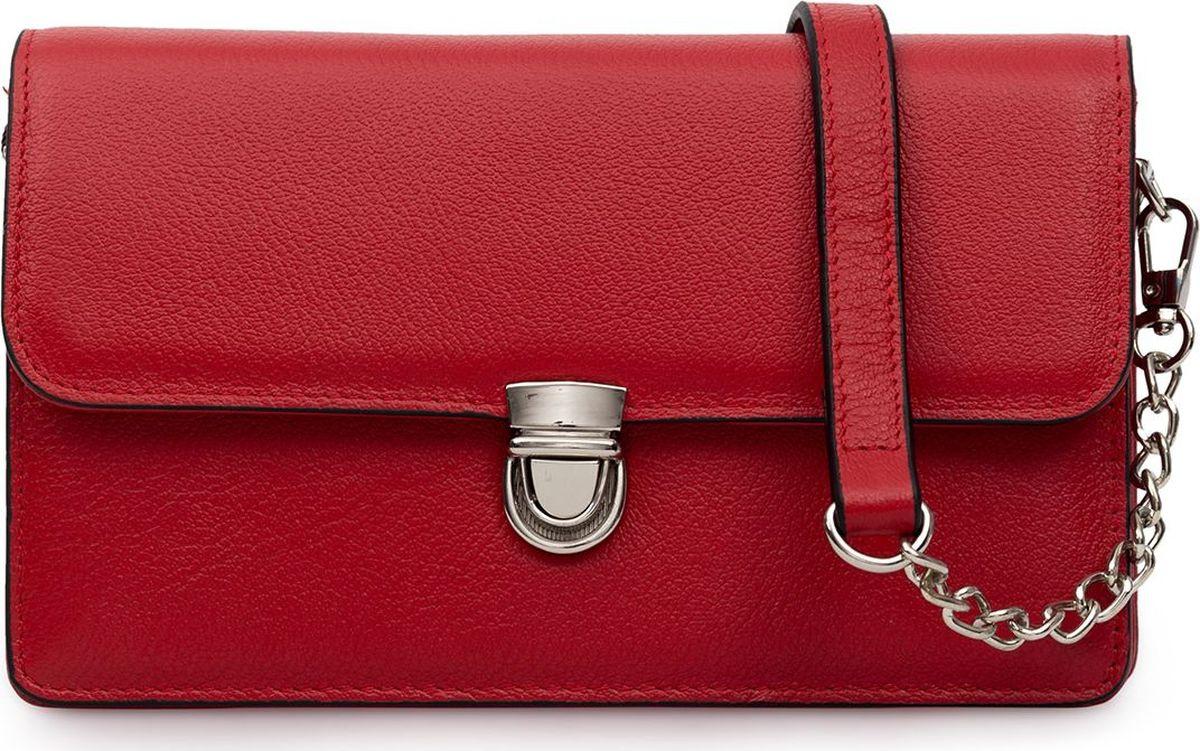 5665f7d94775 Клатч женский Labbra, L-16261, красный — купить в интернет-магазине OZON.ru  с быстрой доставкой