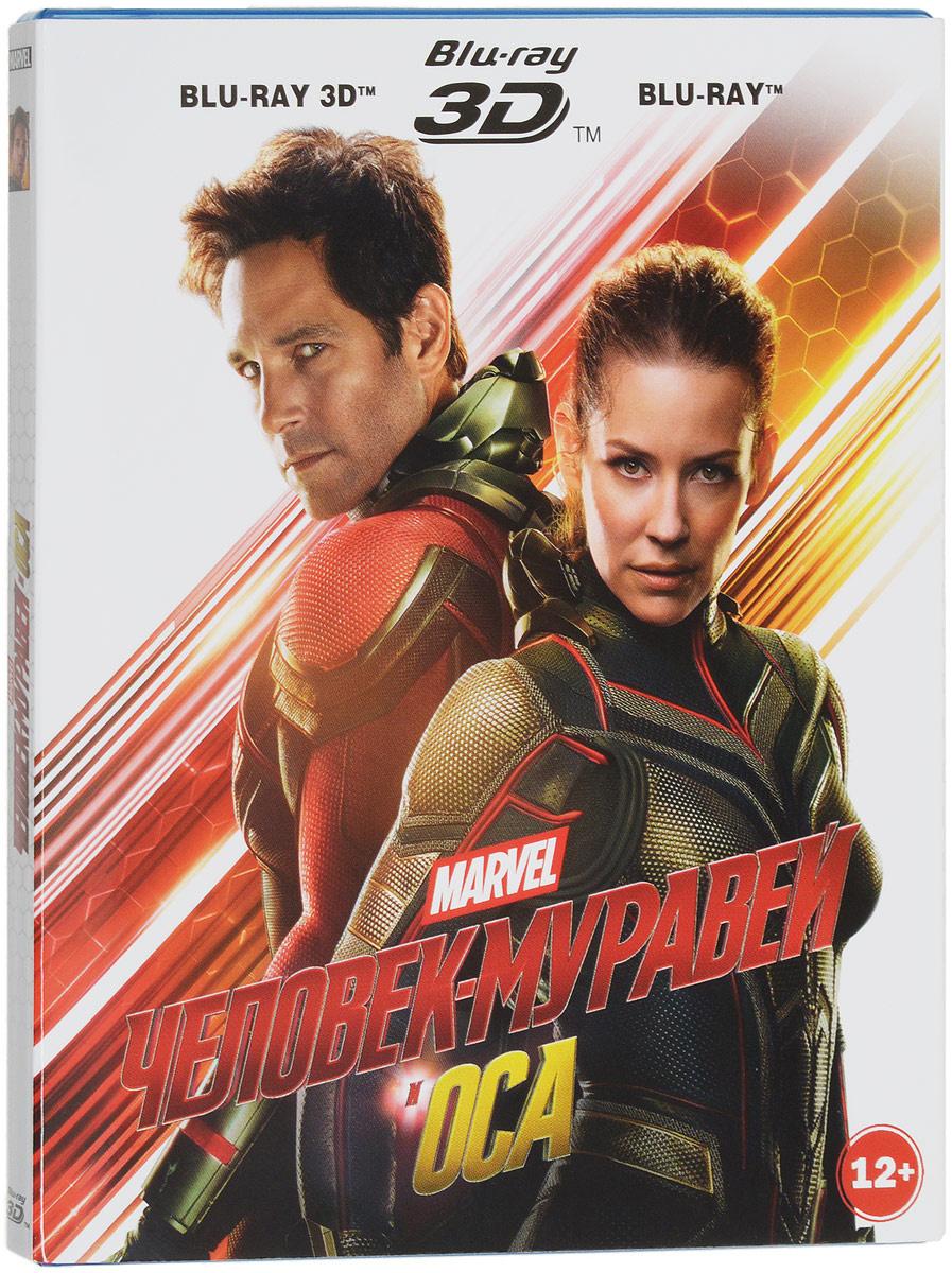 Человек-муравей и Оса (3D Blu-ray + Blu-ray) #1