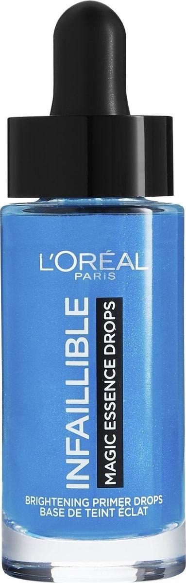 Эссенция-праймер L'oreal Paris Infaillible, увлажняющая, увеличивающая стойкость макияжа  #1