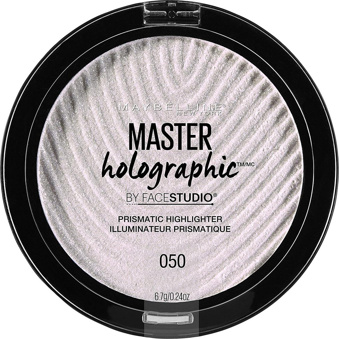 """Maybelline New York Хайлайтер для лица """"Master Holographic Prismatic"""", для сияния кожи, оттенок Универсальный #1"""
