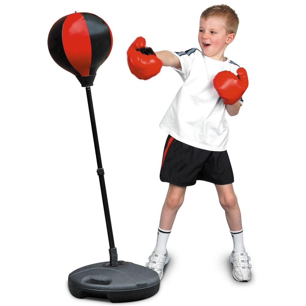 Боксерская груша с перчатками, MARKETHOT #1