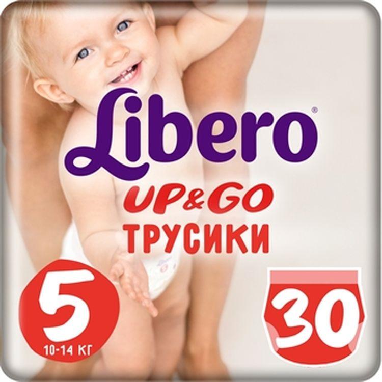 Libero Трусики Up&Go Size 5 (10-14 кг) 30 шт #1