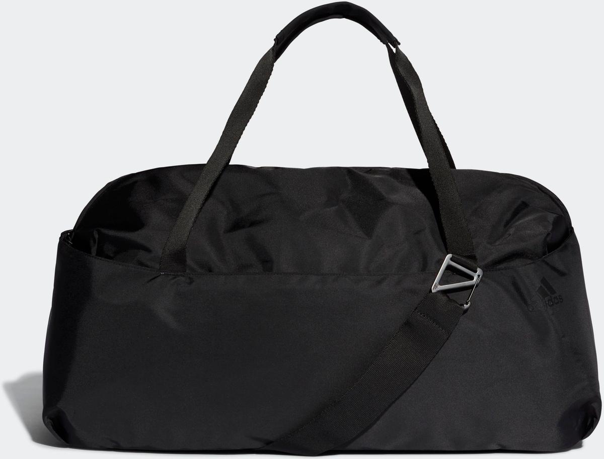 1bb897b850b9 Сумка женская Adidas W Tr Id Duf, цвет: черный. DT4068 — купить в  интернет-магазине OZON.ru с быстрой доставкой