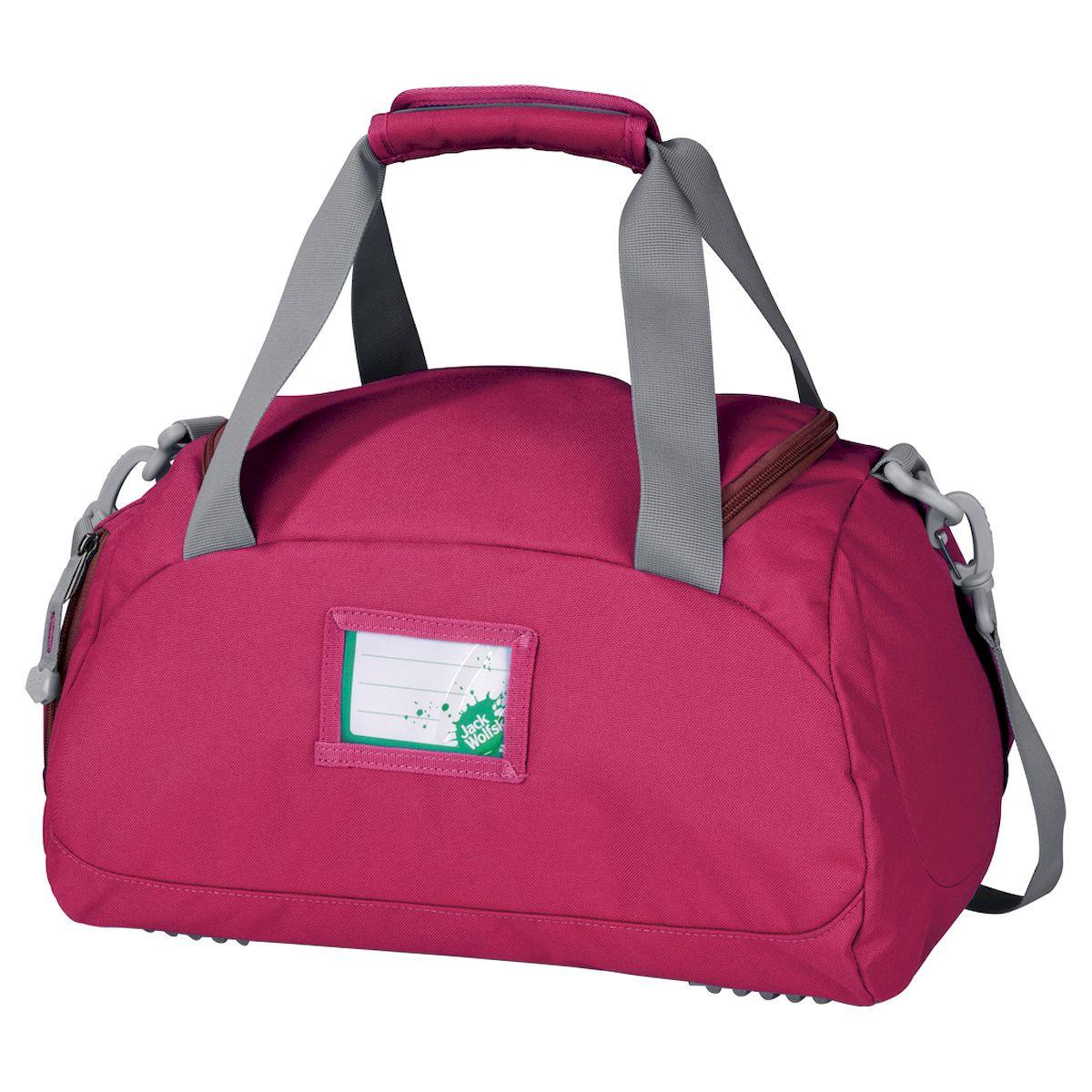 d239a8bae66d Сумка детская Jack Wolfskin Rockpoppy, 2004442-2081, розовый — купить в  интернет-магазине OZON.ru с быстрой доставкой